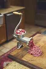 Meat Grinder Sausage Stuffer Heavy Duty Manual Mix Butche Restaurant Cook Burger
