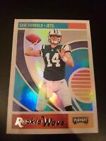 2018 Playoff Rookie Wave #11 Sam Darnold New York Jets Rookie Card SP