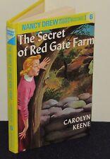 Nancy Drew Mystery #6 The Secret of Red Gate Farm Flashlight Glossy HC Keene