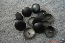 """NEW"" 12 X GENUINE ORIGINAL CORONA MEXICAN PINE FURNITURE BLACK STUDS / PINS"