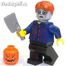 M739 Lego Janson Zombie Undead Freddy Ghost Halloween Custom Minifigure NEW