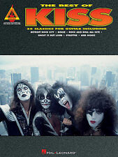 KISS - GUITAR TAB BOOK - ACE FREHLEY- PAUL STANLEY NEW