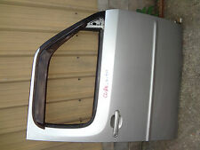 JDM NISSAN CUBE BZ11 GENUINE FRONT RHS  DOOR SHELL ONLY