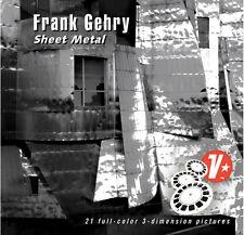 Frank Gehry 3D View-Master reels Sheet Metal OOP