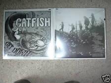CATFISH GET DOWN VINYL LP RECORD NEW SEALED 1970 BLUES