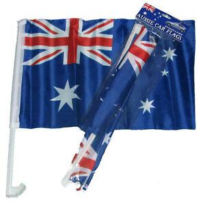 Australia Car Flag / Hand Waver Flag
