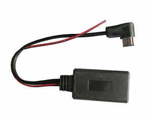 Bluetooth Adapter Cable for Pioneer Headunit Aux IP-BUS Wire Lead MA1938