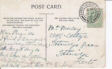 Mrs Morley, 'Croft Cottage', Totteridge Green, Totteridge 1905 JZ3.47