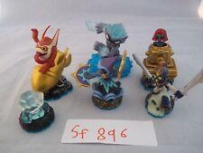 Skylanders Figurine Bundle-Swap Force-spocket Trigger Happy Chop Star Strike