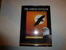 The American Eagle Hardcover Book Tom Pat Leeson Coffee Table Book 1988 1st E282