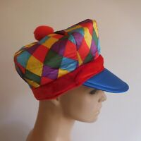 Casquette gavroche mode couture carnaval femme homme CP Colmar France N5128