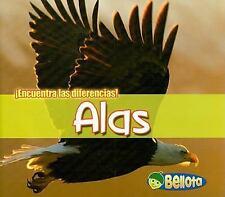 Alas = Wings (Encuentra Las Diferencias!) (Spanish Edition)
