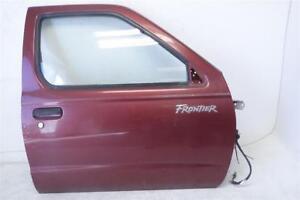 1998 1999 2000 98 99 00 Nissan Frontier Front passenger door H0100-3S530