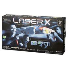 Laser X MORPH Double Blaster Pack Electronic Game