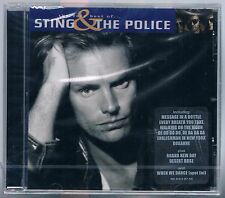 STING & THE POLICE THE VERY BEST OF... CD  SIGILLATO!!!