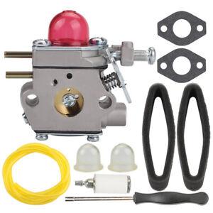 Carburetor kit for Bolens BL110 BL160 BL125 Trimmer Blower Troybilt WT-973