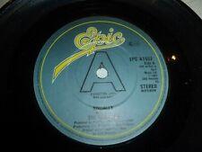 "THE SINCEROS - Socially - 1991 UK 2-track 7"" vinyl single"