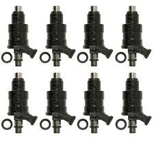 Set of 8 Standard Fuel Injectors for Caddy DeVille Eldorado Fleetwood Seville V8