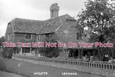 SX 874 - Willetts, Loxwood, Sussex - 6x4 Photo