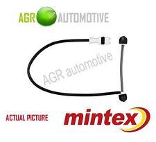 MINTEX REAR BRAKE PAD WEAR SENSOR WARNING INDICATOR GENUINE QUALITY - MWI0447