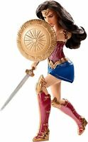 DC Wonder Woman Shield Block Doll New In Box