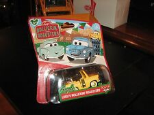 Disney Cars Luigi's Rollickin Roadsters Yellow Car RARE