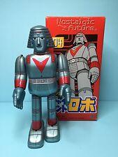 "Japan Nostalgic Future Medicom04 Tin toys "" GIANT ROBOT "" popy bullmark billiken"