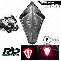 FANALE STOP POSTERIORE A LED RB MAX FUME' PER YAMAHA TMAX T MAX 530 CC 2012>201