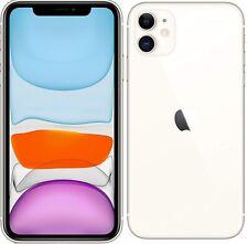 "Apple mwlu 2B/A iPhone 11 4G 6.1"" teléfono inteligente 64GB Desbloqueado Sim Libre-Blanco"