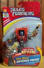 Transformers The Movie 2007 Fast Action Battlers Fire Blast Optimus Prime MOSC