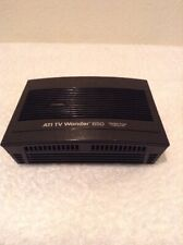VisionTek ATI TV Wonder -- HD 650 USB Tuner -- Tested Working Combo Tuner