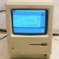 Molto RARO ORIGINALE Macintosh 128 M0001 settimana 13 1984 #1696 128K Navi in tutto il mondo