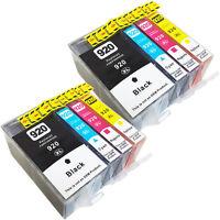 8x Ink Cartridges for HP 920 XL 920XL Officejet 6500 6500a 7000 7500a 6000 HP920