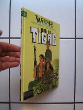 FRANCQ / LARGO WINCH 8 / L HEURE DU TIGRE  / E O