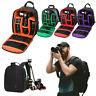 Digital Camera Sling Waterproof Backpack Shoulder Bag Fit Canon Nikon Sony DSLR