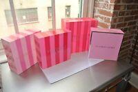 Victoria's Secret Vintage Gift Boxes! NEW! large or medium! You choose!