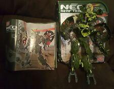 Mega Bloks - Neo Shifters Robot -Scar Dorn -Green-Templar Warrior -free shipping