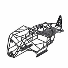 Steel Cage Bar Frame Body Roll Shell for Axial 1:10 Wraith RC Car Crawler Truck