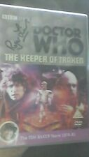 More details for doctor who - the keeper of traken - signed autograph by roger limb ( music )