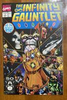 The Infinity Gauntlet #1 (Jul 1991, Marvel)