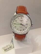OROLOGIO LONGINES AUTOMATIC GMT AVIGATION L26314732 SPECIAL SERIES -NUOVO-