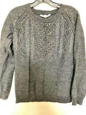 Vanessa Bruno Athé Stud Knit Sweater