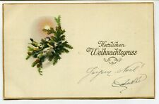 CPA - Carte Postale - Fantaisie - Herzlichen Weihnachtsgruss (M7904)