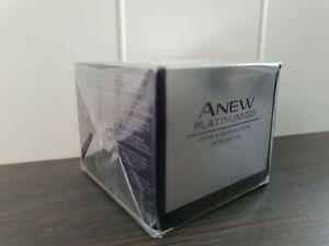 Avon Anew Platinum DAY Cream 50ml - Define & Contour Cream SPF 25 UVA/UVB