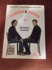 FICARRA E PICONE DICIAMOCI LA VERITà BUONO!!LIBRO + DVD