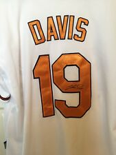Chris Davis Signed Jersey Baltimore Orioles All Star Autographed Jersey