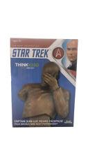 "Star Trek Tng Captain Picard Facepalm Bust 6"" Resin Bronze Edition Coa New 2019"