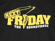 XXL * vtg NEXT FRIDAY movie promo t shirt * aaliyah ice cub dr dre jay z eminem