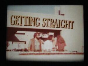 Super 8 film Getting Straight, 1970 400ft colour sound