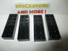 green 4 x LEGO 44237 Brique NEUF NEW Brick 2x6 vert